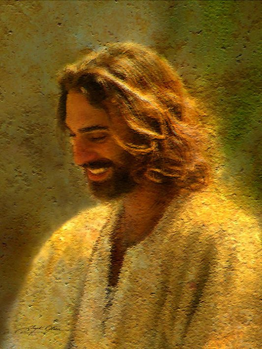 The Joy of The Lord by Greg Olsen